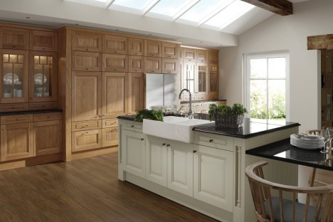 How to Coordinate Your Kitchen Colours with Your Surfaces and Cabinets