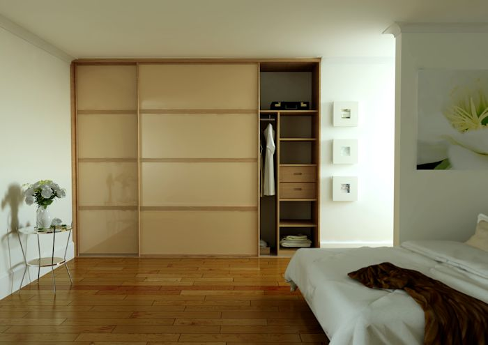 Custom Sliding Wardrobes & Traditional Hinged Wardrobes